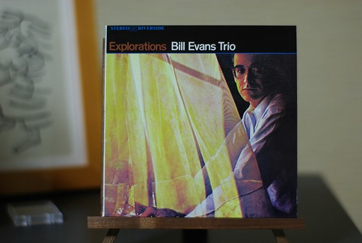 Bill Evans Trio「Explorations」