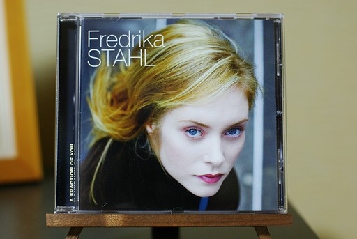 FREDRIKA STAHL「A FRACTION OF YOU」