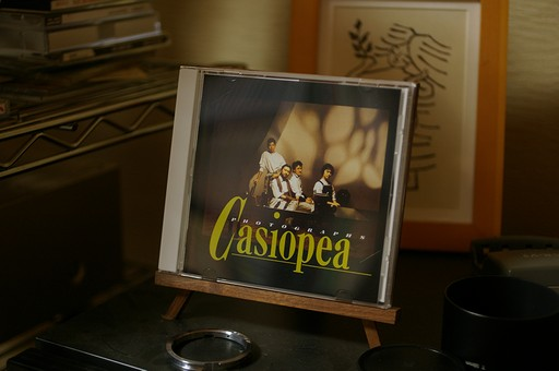 CASIOPEA Photographs
