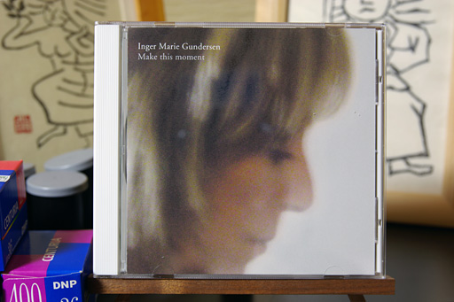 Inger Marie Gundersen 「Make this moment」