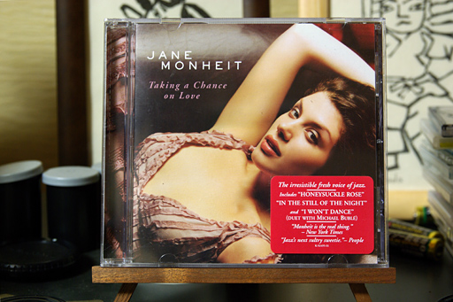 JANE MONHEIT 「Taking a Chance on Love」