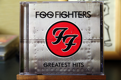 Foo Fighters「GREATEST HITS」