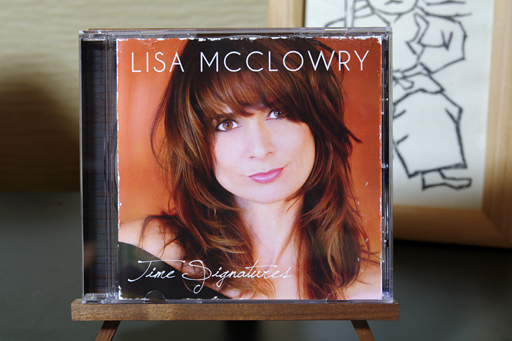 Lisa Mcclowry 「Time Signatures」